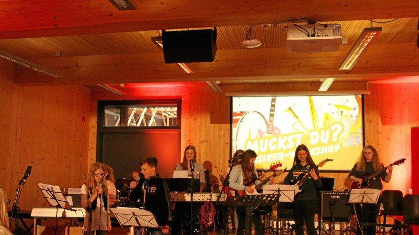 """Projekt """"Muckst Du"""" in Olsberg bietet Plattform für Musiker - IKZ"""