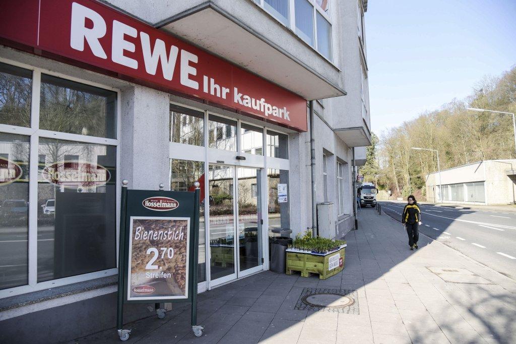 Rewe Markt Im Zentrum Von Neviges Schliesst Im Marz Ikz Online De