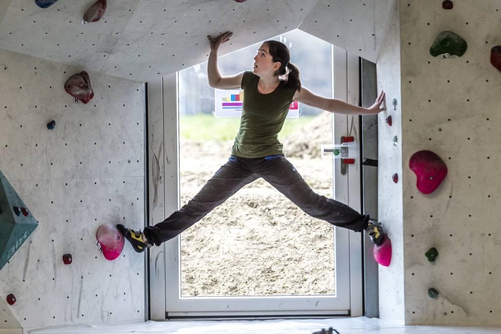 Kletterausrüstung Dortmund : Vom jobcenter in die eigene kletterwelt ikz online.de wirtschaft