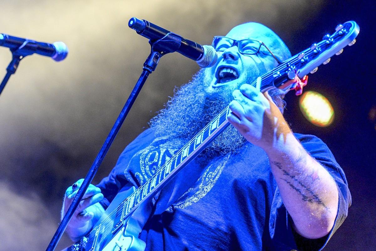 Große Bluesrock-Stimme bereichert Open-Air-Konzert | ikz