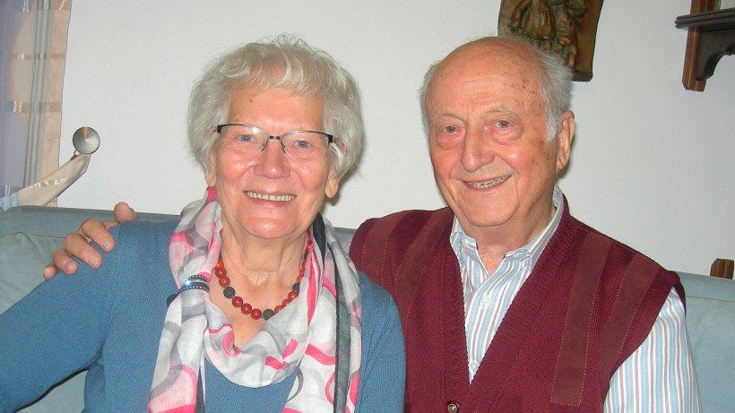 Ennepetal: Brigitte und Aloysius Koster feiern Diamanthochzeit