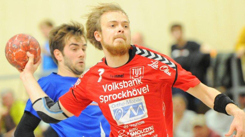 Handball: TuS Hattingen nimmt die Pokalhürde Gladbeck mit Mini-Kader