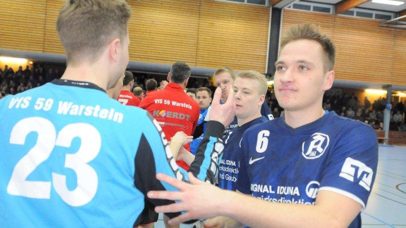 Bezirksliga Südwestfalen: Handball-Derby vor vollen Zuschauerrängen?