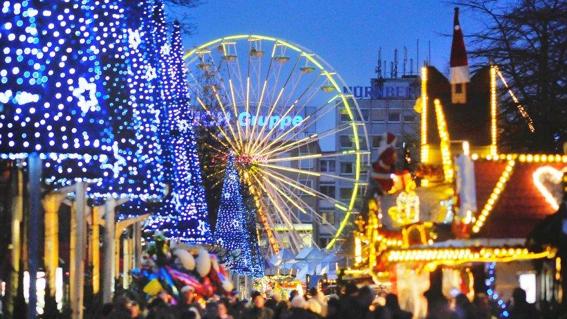 Weihnachtsmarkt: Zweite Absage: Riesenrad fehlte schon auf Beecker Kirmes
