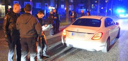 In letzter Zeit häufen sich die Fälle, bei denen die Polizei Hochzeitskorsos stoppen muss.