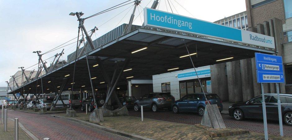 Die Universitätsklinik UMC Radboud in Nimwegen plant einen weiteren, großen Neubau.