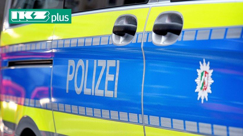 Unfall mit gasbetriebenem Pkw auf der B7 in Ennepetal