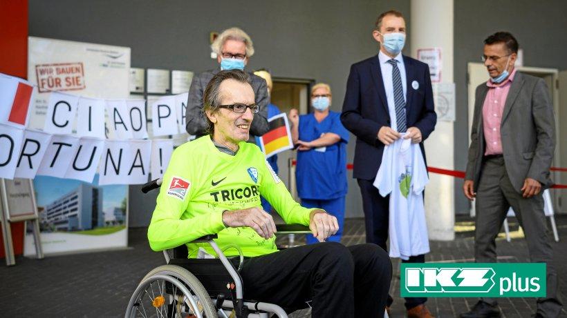 Bochum: Aldi mit Einlasskontrolle: Ampeln sollen Kunden lenken