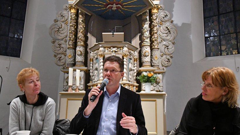 Alte Kirche: WAZ lädt zur Stadtteilkonferenz WAT