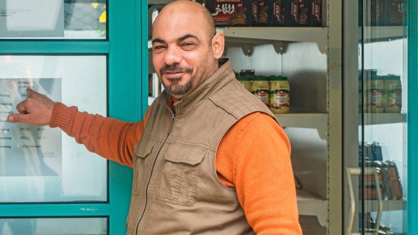 Orientalischer Händler kommt aus dem Irak ins Herz von Balve - IKZ