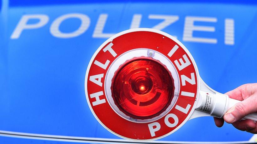Betrunkener Fahrer verletzt Polizistin - IKZ