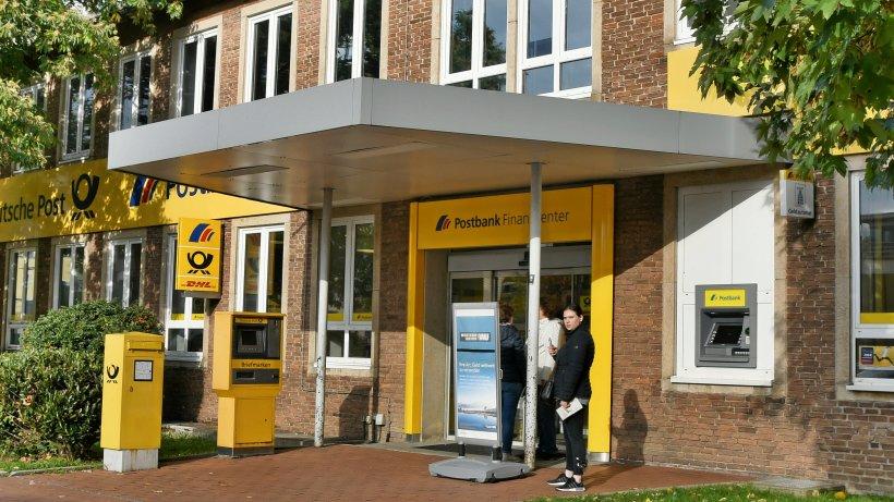 Postbank künftig in Partnerfiliale - IKZ