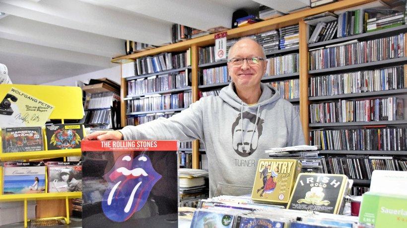 """Ob CD oder Vinyl: """"Die Schallplatte"""" in Winterberg wird 40 - IKZ"""