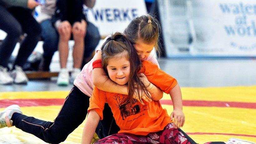 Wittener Grundschulen: 750 Kämpfe großer Ringer-Spaß - IKZ