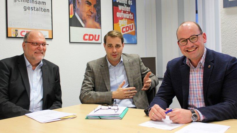 CDU-Klausurtagung: Gewerbegebiete und Wohnraum im Fokus - IKZ