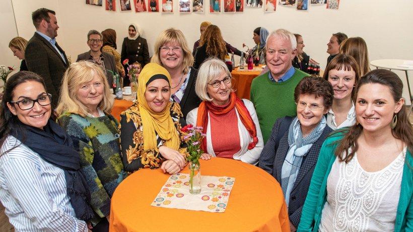 Berufsstart: Projekt hilft Müttern mit Migrationshintergrund - IKZ