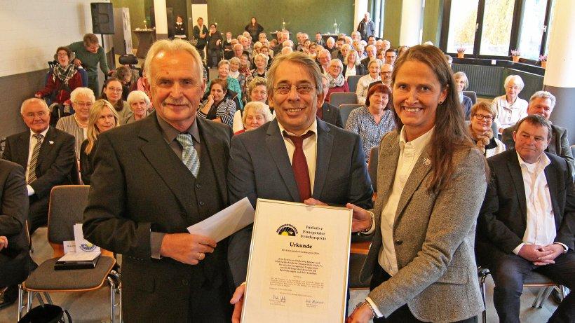 Friedenspreis der Stadt Ennepetal verliehen - IKZ