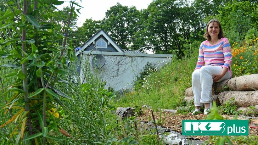 Gevelsbergerin setzt im eigenen Garten auf Mischkultur