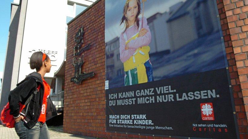 Caritas Oberhausen verlässt die Mülheimer Straße