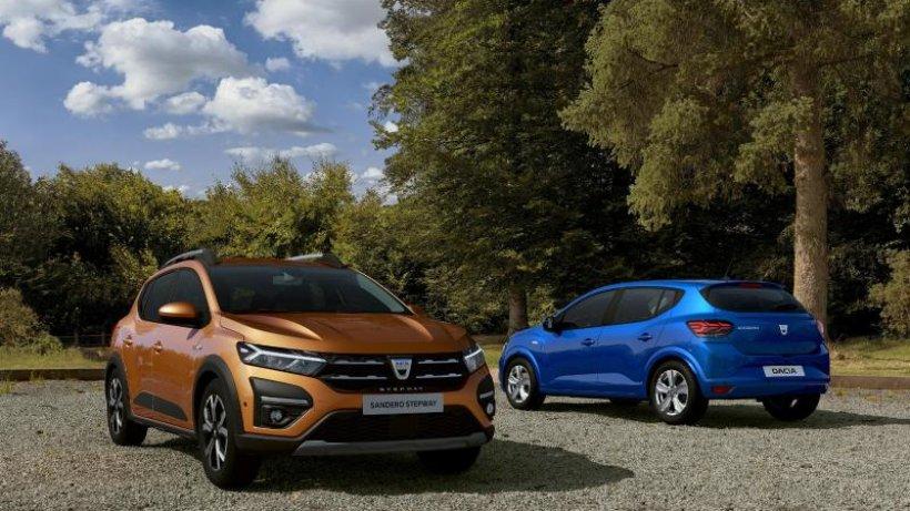 Neuer Dacia Sandero kommt zum Jahreswechsel
