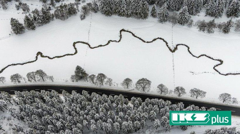 Es wird wärmer - Wo der Schnee im Sauerland erhalten bleibt