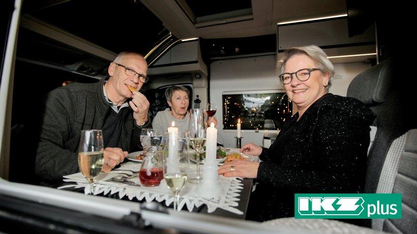 Corona-Konzept: Mülheims Gastro bietet Dinieren im Wohnmobil