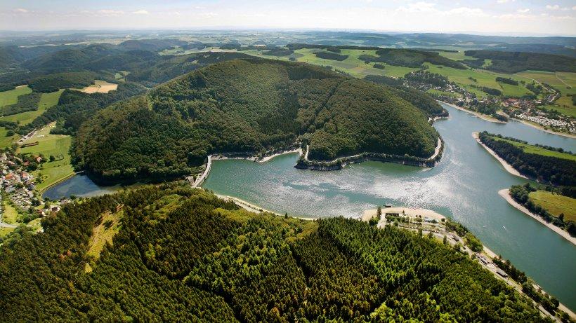 Marsberg: Der Naturpark Diemelsee wird zur Modellregion