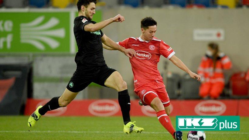 Fortuna – HSV: Auf Augenhöhe gegen den Spitzenreiter