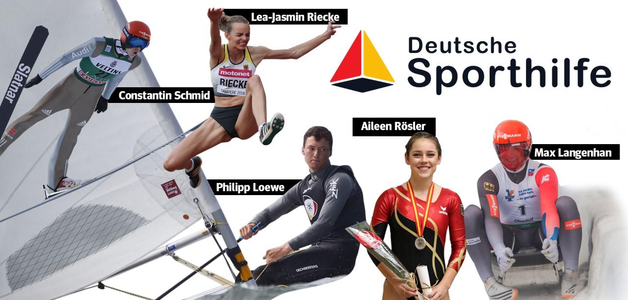 Die Deutsche Sporthilfe kürt am 6. Oktober in Düsseldorf den Juniorsportler des Jahres 2018. Vom 13. bis 27. September können Sie abstimmen.