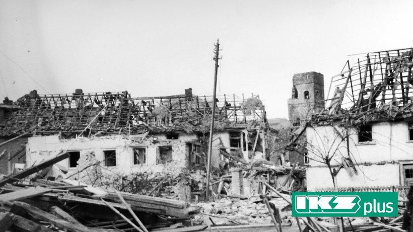Bomben 2. Weltkrieg