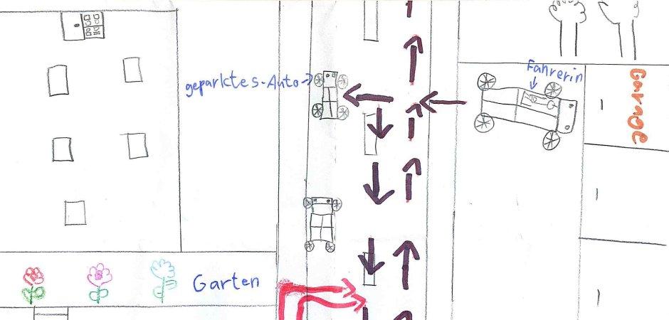 Jungen aus Oer-Erkenschwick klären Unfall mit Skizze auf   ikz ...