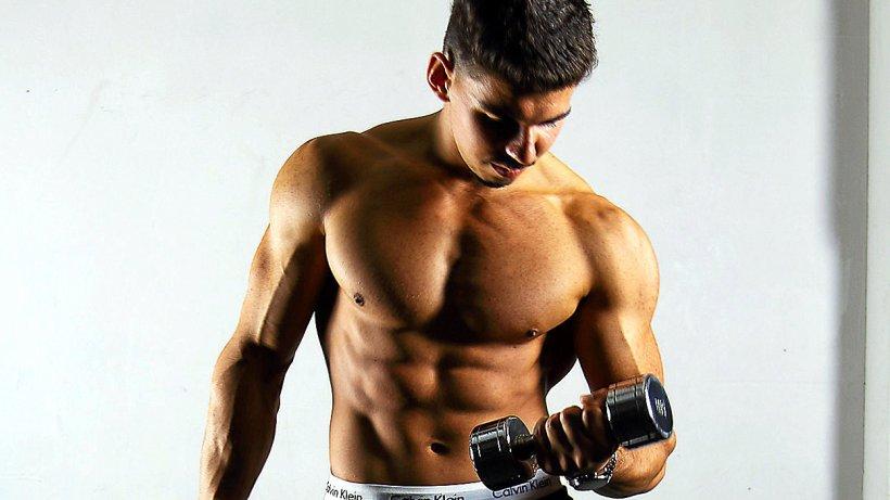 """Gianluca Ammendola: """"Bodybuilding ist für mich Kunst"""" - IKZ"""