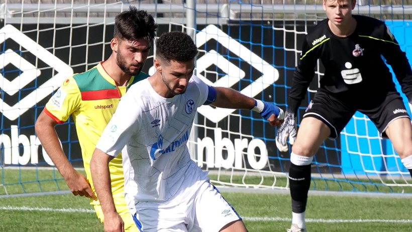 Schalke: Talent aus der Knappenschmiede erhält Profivertrag